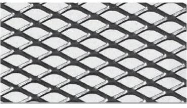 Лист алюминиевый просечно-вытяжной